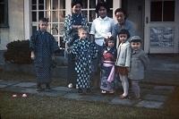 Chris,leslie,julie-kimono